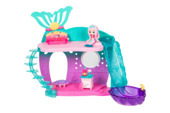 Shopkins Happy Places Reef Retreat Mermaid Playset S6