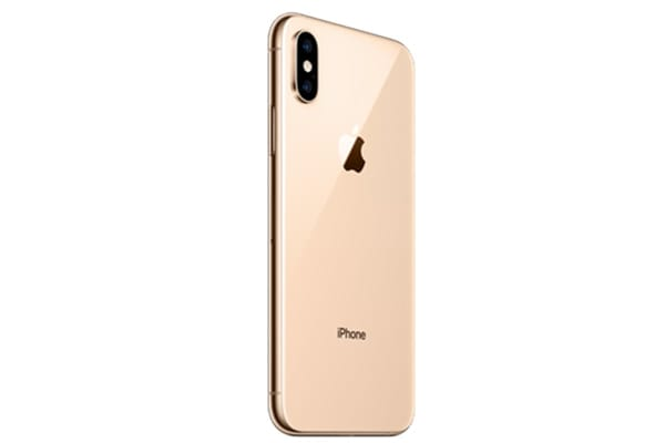 Apple iPhone XS (64GB, Gold)