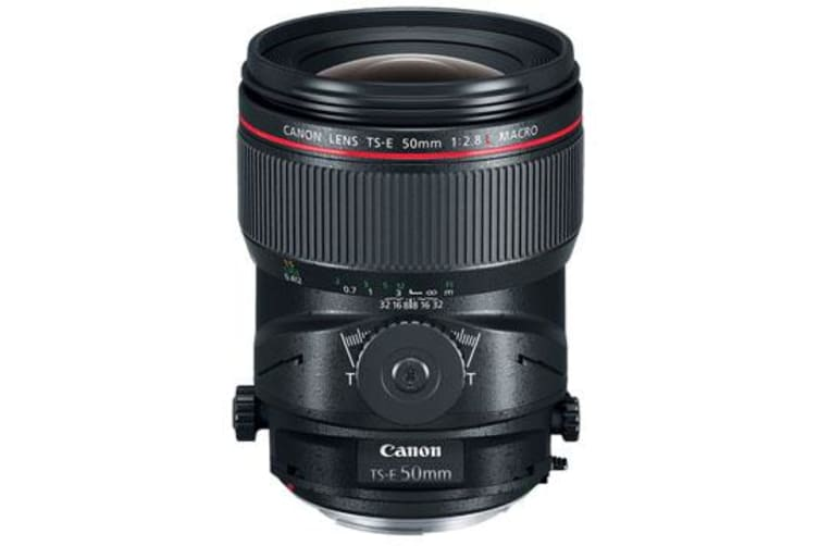 New Canon TS-E 50mm f/2.8L Macro Tilt-Shift Lens (FREE DELIVERY + 1 YEAR AU WARRANTY)
