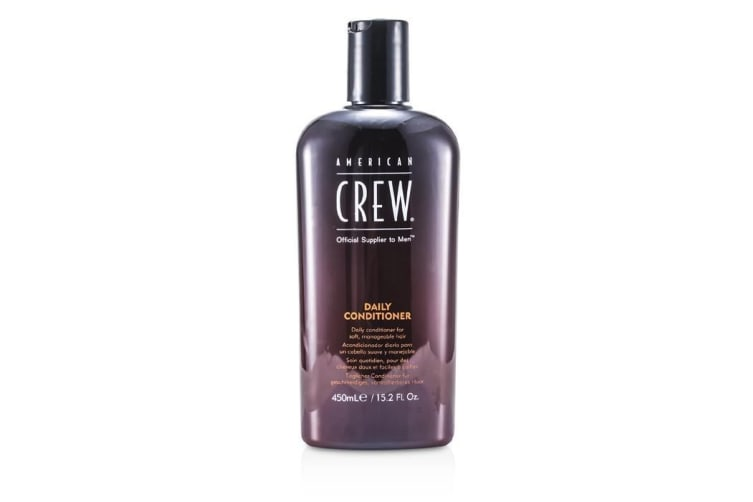 American Crew Men Daily Conditioner (For Soft, Manageable Hair) 450ml