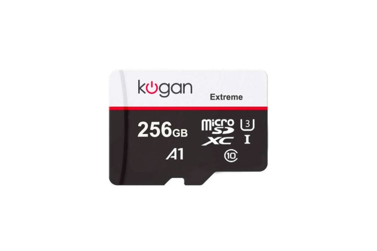 Kogan Extreme 256GB Micro SD Card