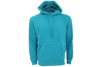 Adidas Mens Blue Light Blue Sweatshirt Hoodie Super Frost