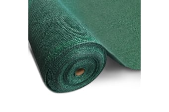30M Shade Cloth Roll -3.66M x 30M (Green)