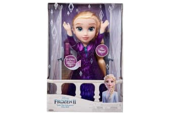 Frozen 2 Into the Unknown Elsa Singing Doll
