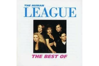 HUMAN LEAGUE - BEST OF BRAND NEW SEALED MUSIC ALBUM CD - AU STOCK