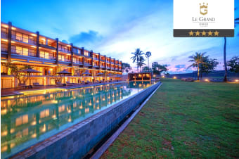 SRI LANKA: 4 or 7 Nights at Le Grand Galle Luxury Boutique For Two