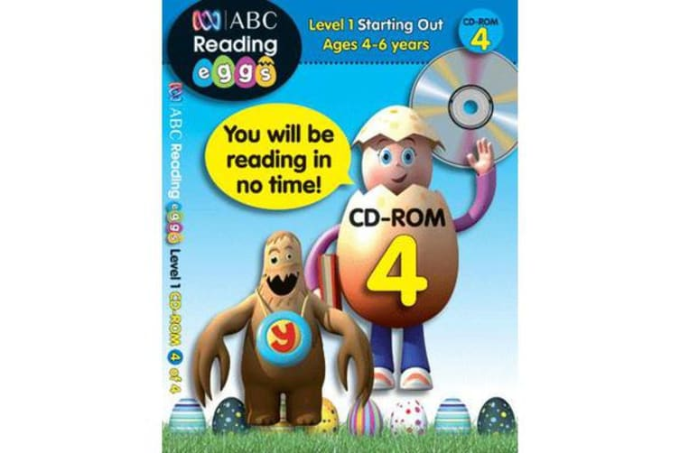 Starting Out Level 1 - CD-ROM 4