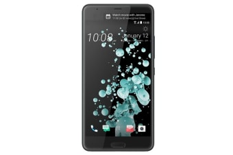 [White Box - As New] HTC U Ultra (4G/LTE, 64GB/4GB) - BlacK
