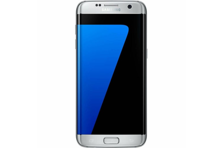 Samsung Galaxy S7 edge - Silver 32GB –Refurbished As New Condition