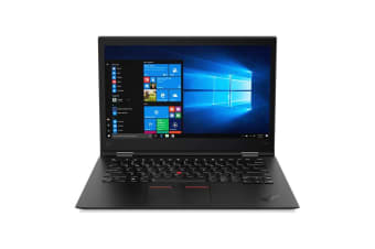 "Lenovo ThinkPad X1 Yoga G3 (14"", i7-8550U, 256GB SSD) - Black"