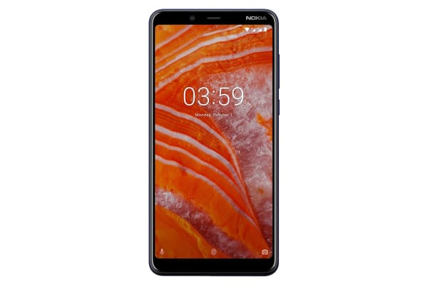 Nokia 3.1 Plus (32GB, Blue)