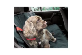 Danish Design Pet Products Waterproof Car Seat Cover (Charcoal Grey)