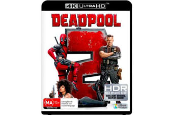 Deadpool 2 (4K UHD)