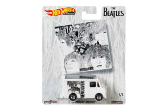 Hot Wheels Pop Culture The Beatles Combat Medic