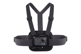 GoPro Chest Mount Harness Compatible with All Hero (Performance Chest Mount)