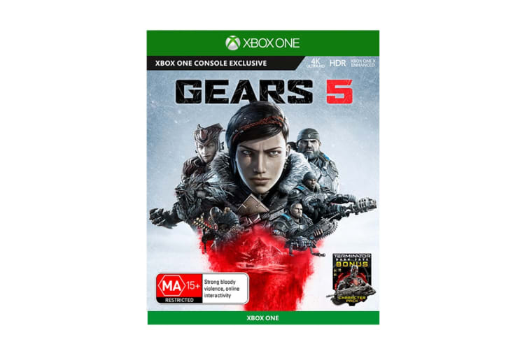 Xbox One S Console 1TB with Gears 5 Bundle