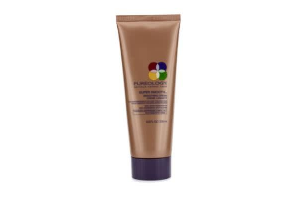Pureology Super Smooth Smoothing Cream (For Unmanageable Colour-Treated Hair) (200ml/6.8oz)