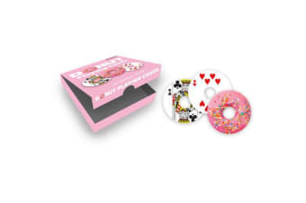 GAMAGO - Donut Playing Cards