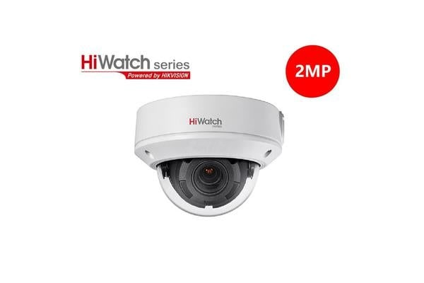 Hiwatch 2MP 1080P Full HD IPC-D220-IZ Motorized Dome POE IP67 Camera