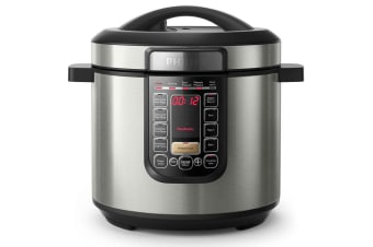 Philips HD2237/72 All in One Kitchen Multi-Cooker 6L Pressure/Slow Cooker 1000W