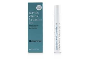 This Works Stress Check Breathe In 8ml/0.27oz