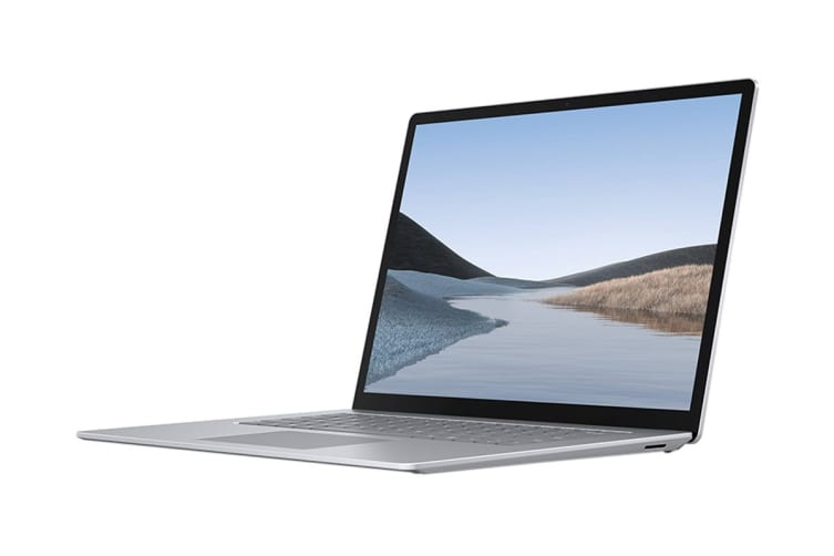 "Microsoft Surface Laptop 3 13.5"" (256GB, i7, 16GB RAM, Platinum) - AU/NZ Model"