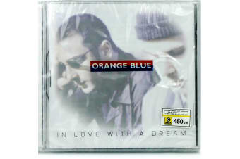 ORANGE BLUE/IN LOVE WITH A DREAM EDEL BRAND NEW SEALED MUSIC ALBUM CD