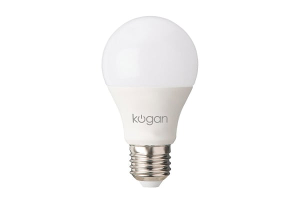 Kogan SmarterHome™ 10W Ambient Smart Bulb (E27) Pack of 2