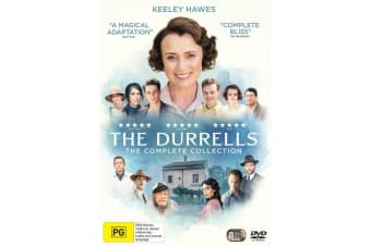 The Durrells The Complete Collection Box Set DVD Region 4