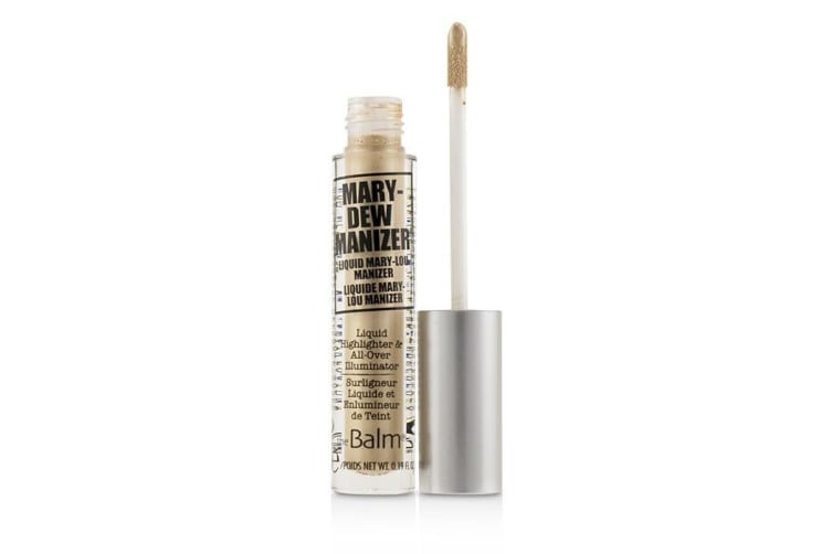 TheBalm Mary Dew Manizer (Liquid Highlighter) 5.5ml