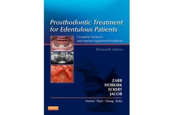 Prosthodontic Treatment for Edentulous Patients - Complete Dentures and Implant-Supported Prostheses