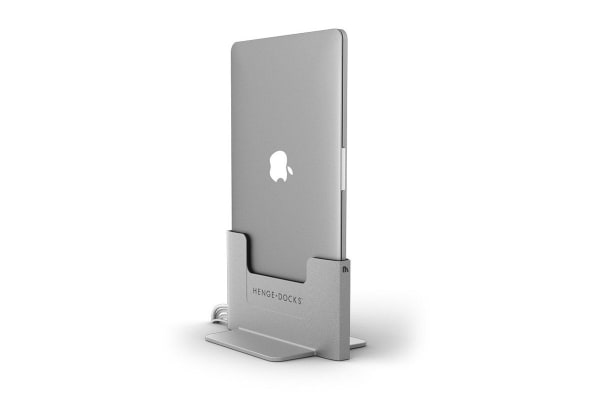 "Henge Docks Vertical Docking Station for 15"" MacBook Pro Retina (Metal Edition)"