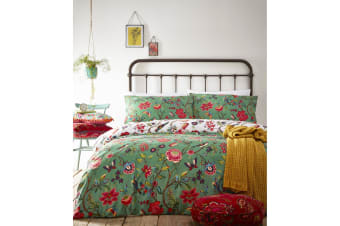 Creative Cloth Pomelo Duvet Cover Set (Verdi) (Single)