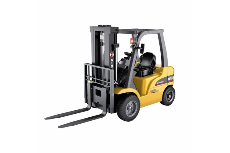 Lenoxx 52cm 1:10 RC Remote Control Fork Lift/Truck w/ Sounds/lights Kids Toy