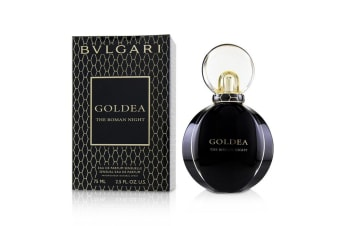 Bvlgari Goldea The Roman Night EDP Spray 75ml/2.5oz