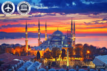 TURKEY: 11 Day Treasures of Turkey Tour Including Flights for Two