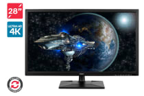 "Refurbished Kogan 28"" 4K LED Monitor (Ultra HD)"