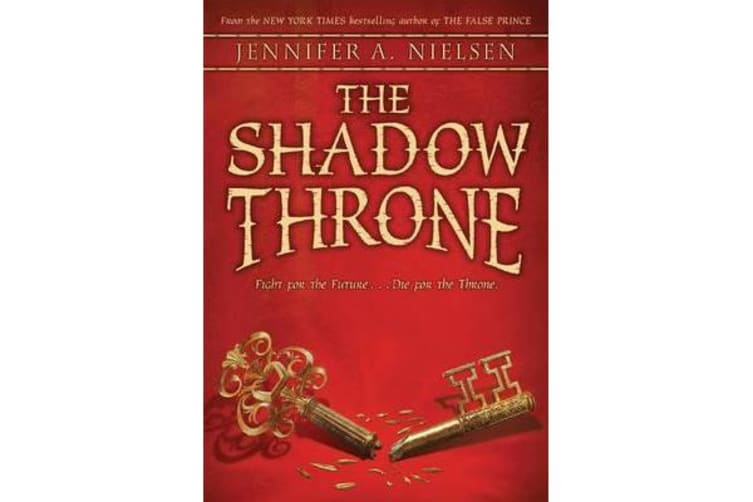 The Shadow Throne (the Ascendance Trilogy, Book 3) - Book 3 of the Ascendance Trilogy