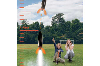 Liquifly Deluxe Water Powered Rocket | Shoots up to 30m into the Air!