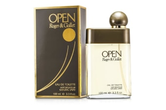 Roger & Gallet Open Eau De Toilette Spray 100ml/3.3oz