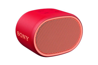 Sony Extra Bass Wireless Speaker - Red (SRS-XB01R)