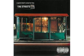 The Streets ‎– A Grand Don't Come For Free BRAND NEW SEALED MUSIC ALBUM CD