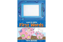 Activity Sketch Pad - Learn to Write First Words