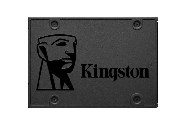 Kingston 480GB A400 SATA3 2.5 SSD (SA400S37/480G)