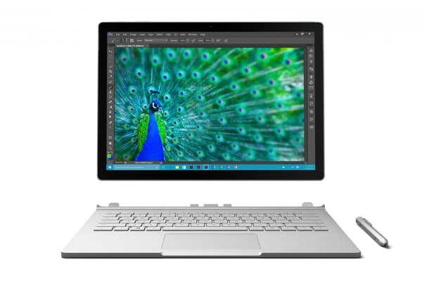 Microsoft Surface Book (1TB, i7, 16GB RAM)