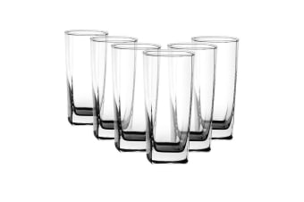 Ocean Plaza Hi Ball 405mL Set of 6