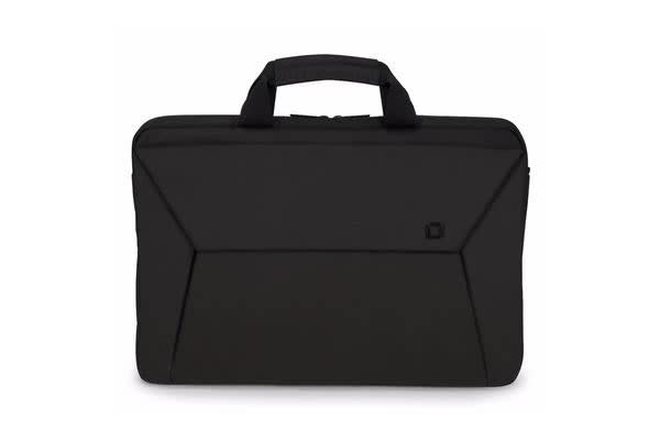 "Dicota Slim Case EDGE Carry Bag with shoulder strap for 10.1"" - 11.6""  Notebook /Laptop (Black)"