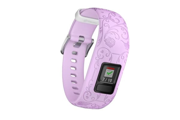 Garmin Vivofit Jr. 2 (Adjustable, Princess Character Icons)