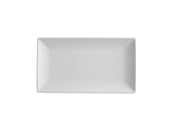 Maxwell & Williams Caviar Rectangular Platter 34.5x19.5cm White