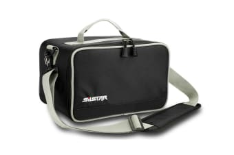 Silstar Front Load Fishing Tackle Bag with 4 Tackle Boxes